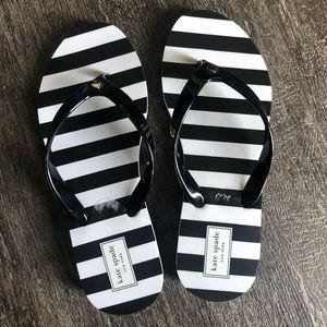 Kate Spade Milli flip flops. NWOT